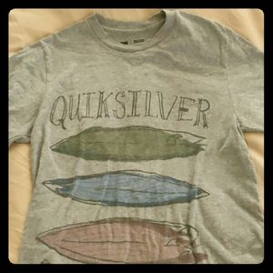 Men's slim fit Quicksilver top